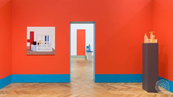 London exhibition 'Time to Time' with work of Nathalie du Pasquier
