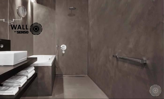 Badkamer Met Gietvloer : Gietvloer den haag u senso gietvloeren senso gietvloeren