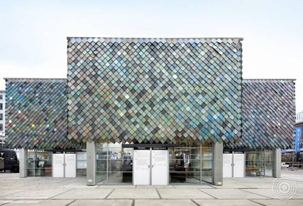 People's Pavilion by Overtreders W & Bureau SLA