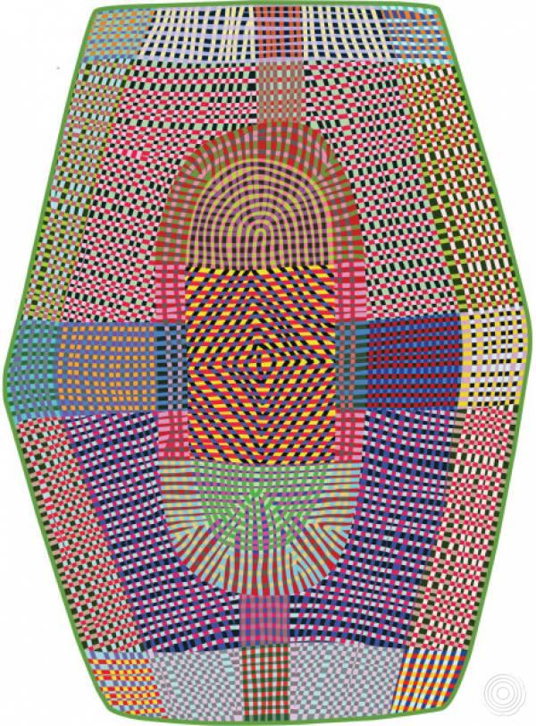 Magic Marker Carpet for Moooi carpets
