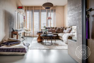 Luxe appartement in Amsterdam
