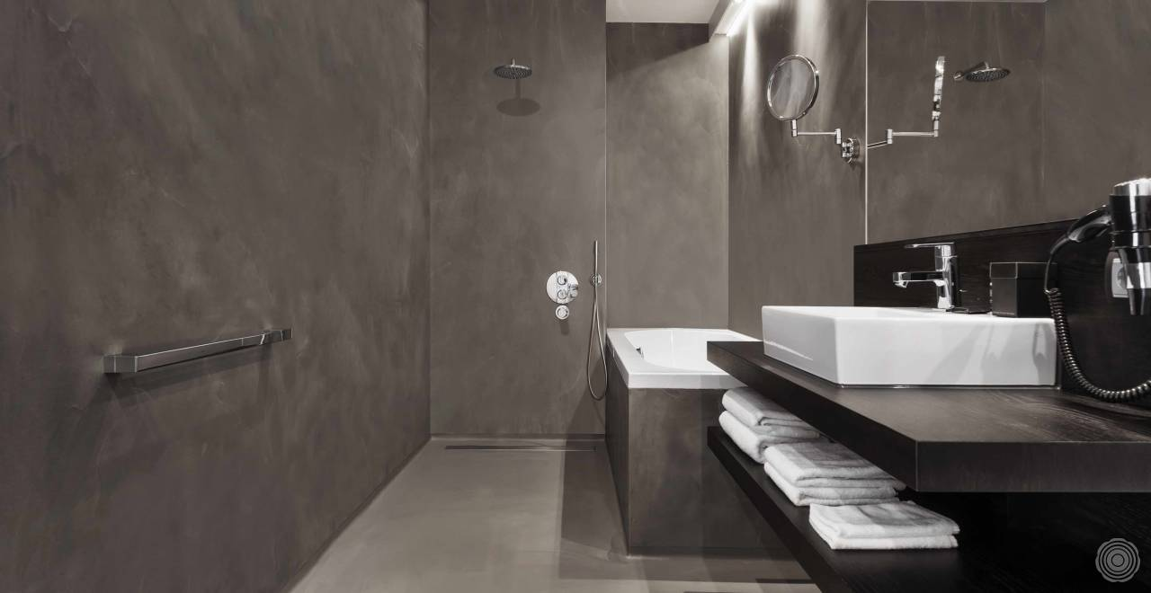 SENSO Gietvloer hotel