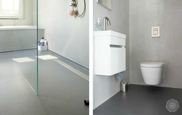 Sydati.com = Gietvloer Voor Badkamer ~ Laatste Badkamer Design ...