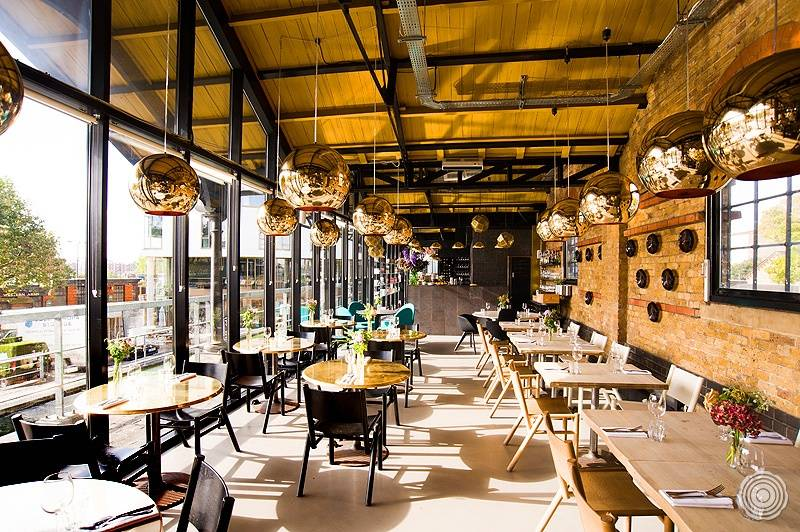 SENSO Woonbeton restaurant