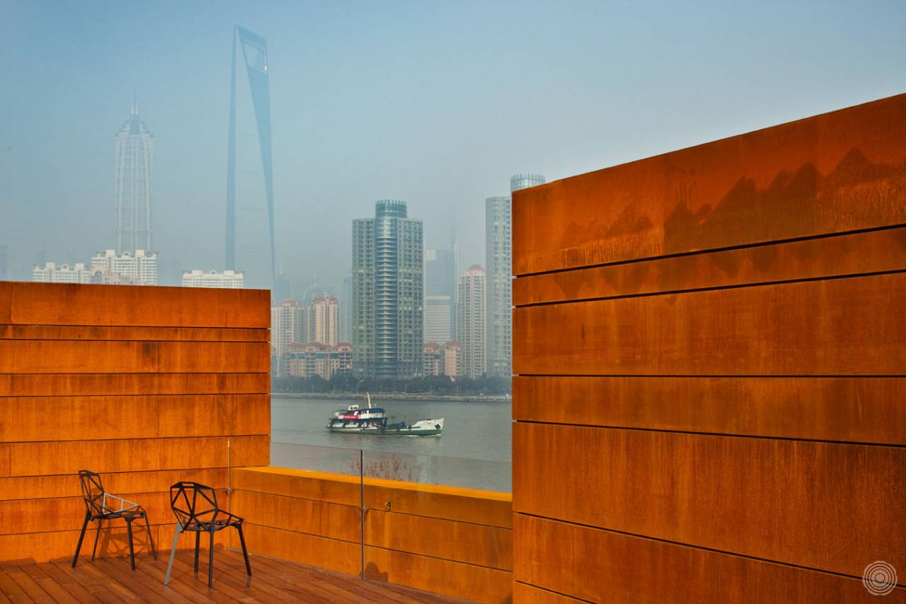The Waterhouse at South Bund by Neri & Hu