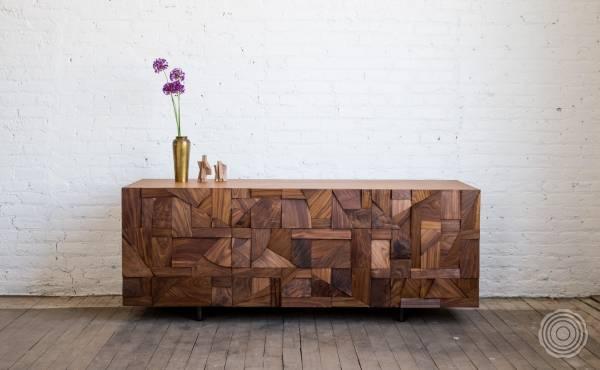 Hand cut furniture by Todd St. John