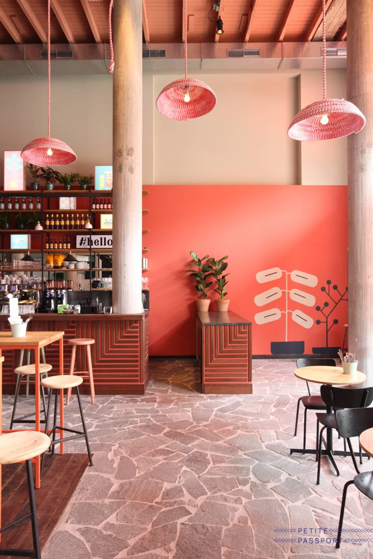 restaurant a rotterdam senso gietvloeren