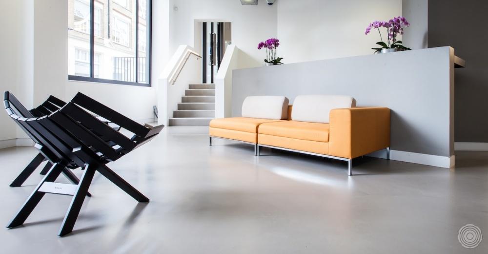 Senso gietvloeren gietvloer for Interieur vloeren