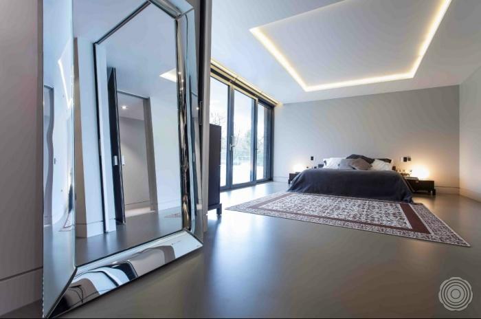 Gietvloer Op Slaapkamer : Poured Concrete Floors Residential