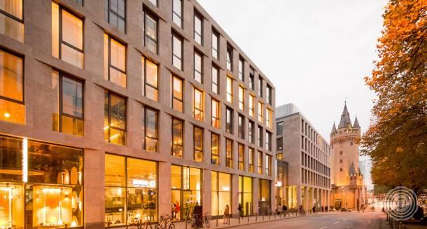 Senso opent in Frankfurt