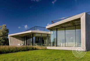 Villa door UN Studio