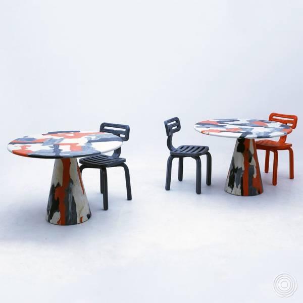 Melting Pot Tables by Dirk van der Kooij