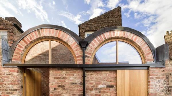 Vault house by studio Ben Allen