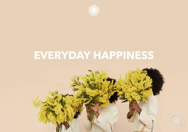 Theme: Everyday Happiness