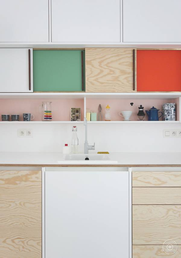 Kitchen designs by Dries Otten
