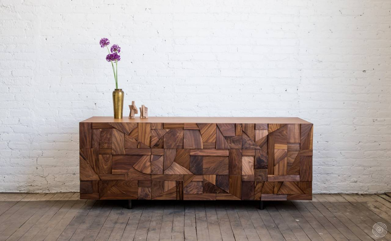 Hand cut furniture by Todd St. John