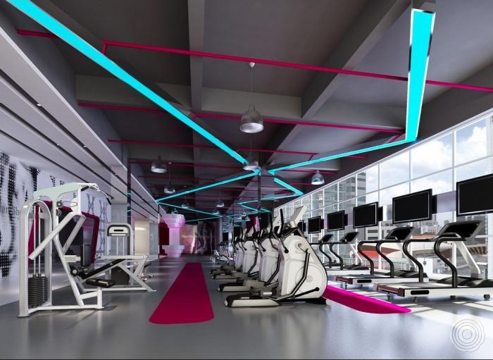 SENSO | Fitness vloer
